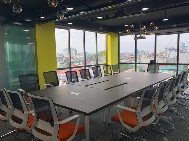 Co-working space ở Hà Nội giá siêu hạt rẻ cho Fresh startup 5