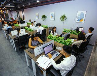 văn phòng chia sẻ Bishub Coworking